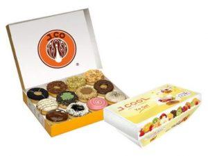 1 Dzn Donut + J.Cool To Go Donuts & Coffee Taloc Jastip