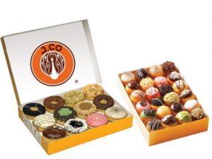 1 Dzn Donut + JPops (24pcs) J.CO Donuts & Coffee