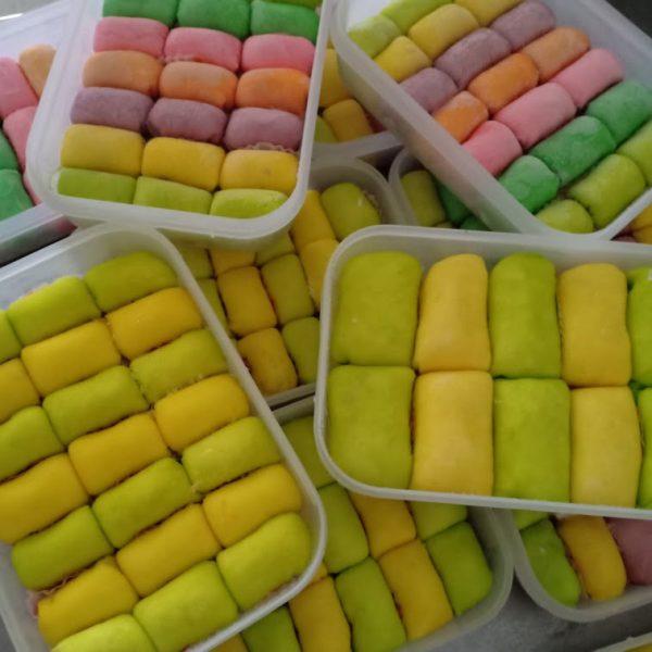 3 box pancake ukuran bebas Yeaa Durian Pancake & Dimsum