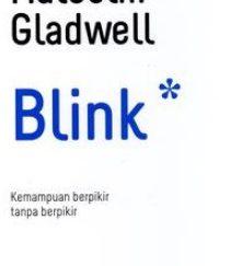 Blink (Cover Baru) Isbn Lama Malcolm Gladwel Gramedia Taloc Jasa Titip