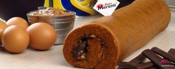 Bolu Gulung Special Rasa Double Coklat Taloc Jastip