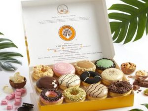 Donut 1 Dozen J.CO Donuts & Coffee J.CO Donuts & Coffee