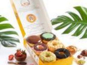 Donut Setengah Dozen J.CO Donuts & Coffee J.CO Donuts & Coffee