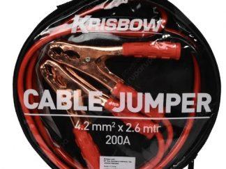 Krisbow Kabel Jumper 2.6 Mtr Ace Hardware taloc Jasa Titip1