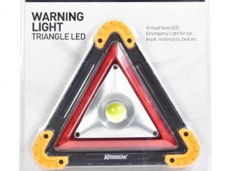 Krisbow Segitiga Pengaman Dengan Lampu Led Ace Hardware Taloc Jastip