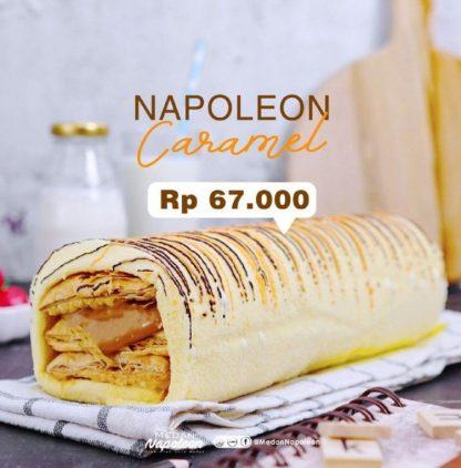 Napoleon Caramel Taloc Jastip
