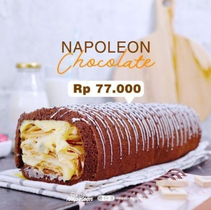 Napoleon Chocolate Taloc Jastip