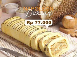 Napoleon Durian Taloc Jasa Titip