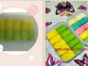 Pancake Durian jumbo 10 + mini 10 durian Taloc Jasa Titip