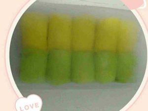 Pancake Mini Isi 10 durian Taloc Jasa Titip