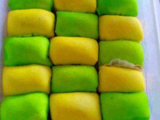 Pancake mini isi 21 Yeaa Durian Pancake & Dimsum Taloc Jastip