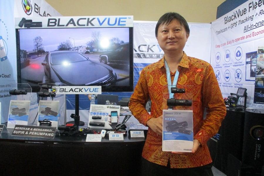 Blackvue Hadirkan Varian Tertinggi di GIICOMVEC 2020TruckMagz – Truck Magazine Indonesia