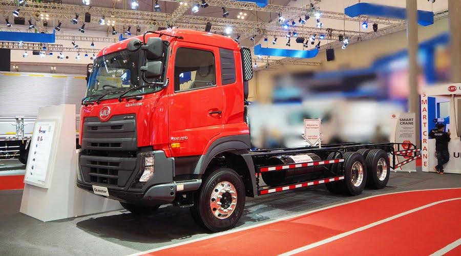 Quester CDE 250 6x2 Rigid Menyasar Angkutan Bahan BakarTruckMagz – Truck Magazine Indonesia